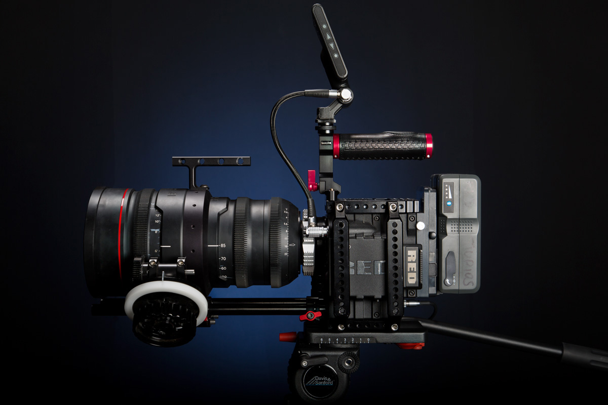 RED EPIC W/ 18-85 Zoom
